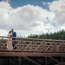 Wedding photographer Ruslan Raevskikh (Rooslun). Photo of 23.07.2017
