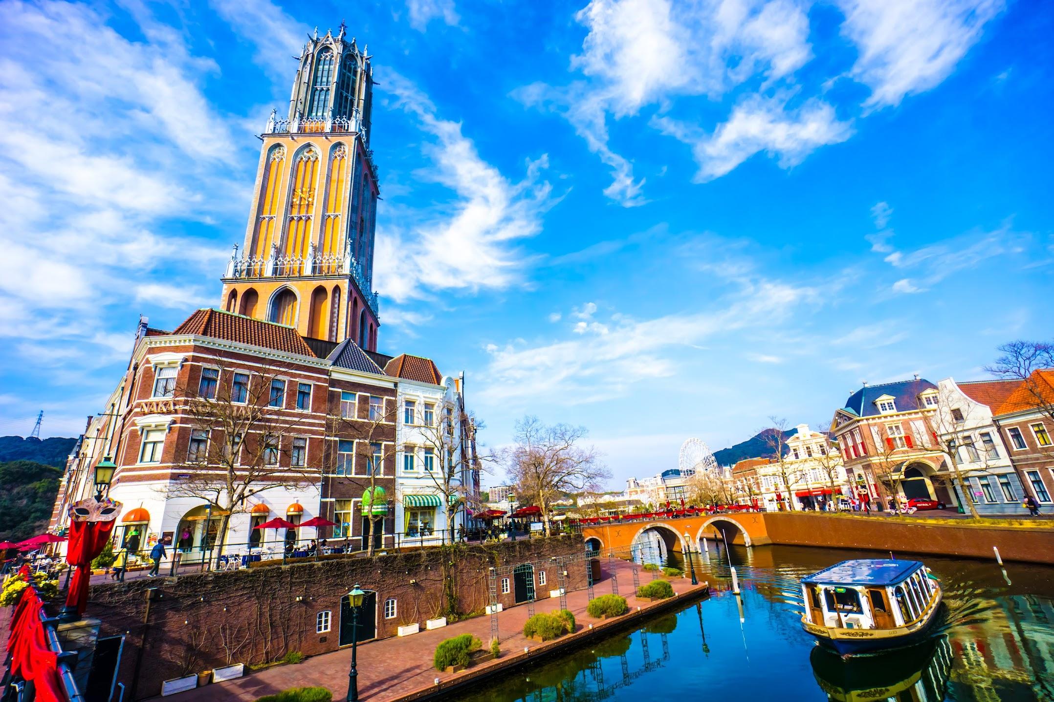 Huis Ten Bosch Canal Cruiser4