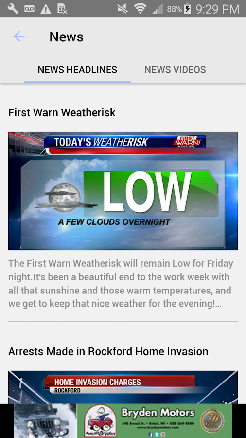 WQRF WTVO News MyStateline.com- screenshot