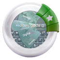 Hidden glade GO Keyboard icon