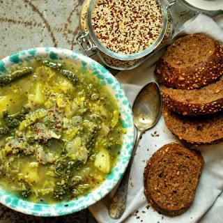 Cabbage Kale Soup Recipes.