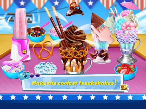 Sweet Trendy Desserts: Birthday Cake Foods