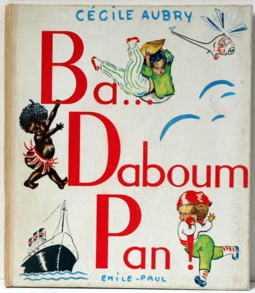 Couverture Ba Daboum Pan. Crédit Ebay