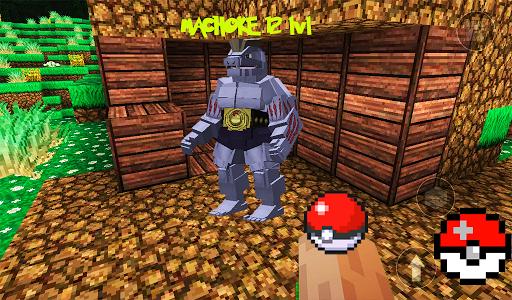Perfect Pixelmon world: Craft