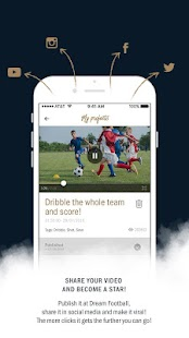 DreamFootball- screenshot thumbnail
