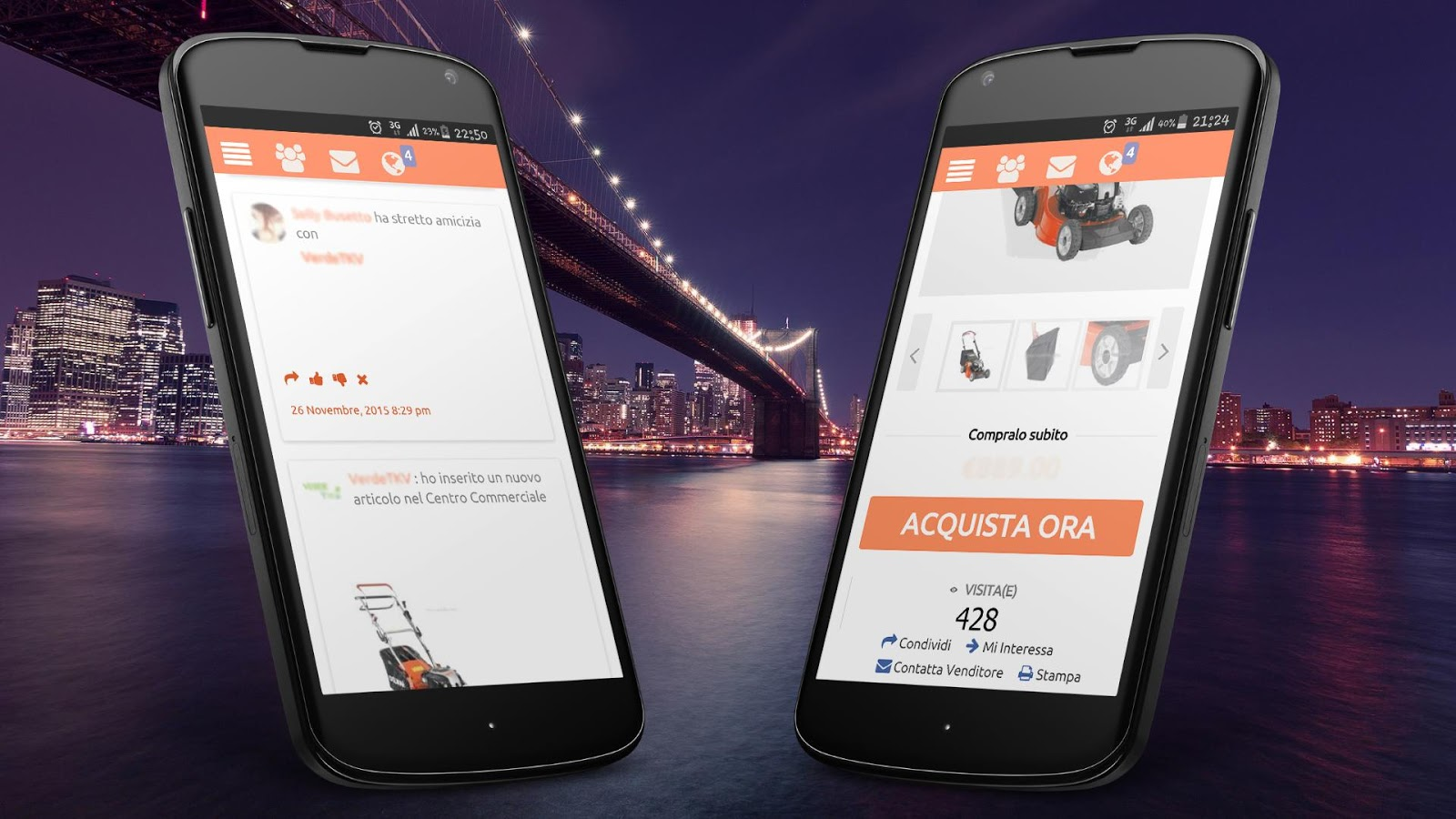 Uimbo il Social Commerce- screenshot