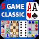 Board Game Classic: Domino, Solitaire, 2048, Chess