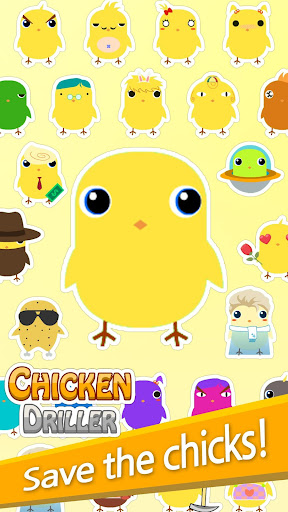 Chicken Driller:Can Your Drill android2mod screenshots 1