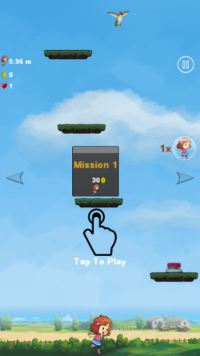 Jump To The Heaven apkmind screenshots 1