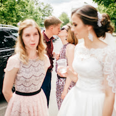 Wedding photographer Dima Zverev (Benevolente). Photo of 23.06.2017