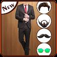 Man Photo Suit Editor icon