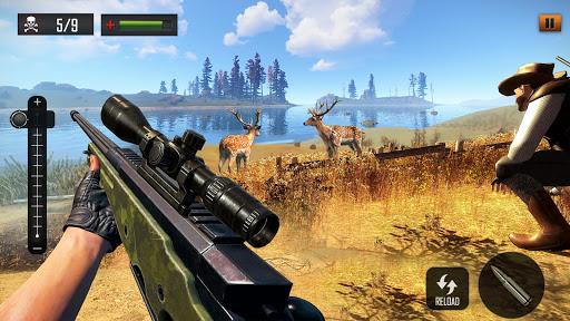 Deer Hunting 2020: Wild Animal Sniper Hunting Game android2mod screenshots 6