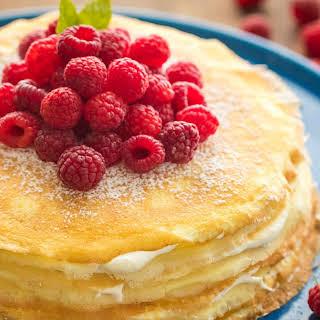 Crepe Cake.