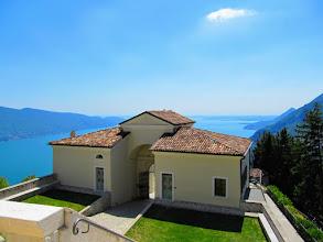 Photo: Santuario di Montecastello - Lake Garda Italy