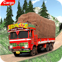 Indian Cargo Truck Driver : Truck Games icon