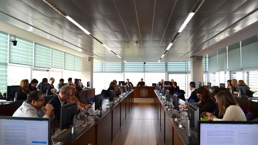 Reunión del Consejo de Gobierno de la Universidad