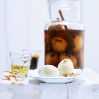 Preserved Hard-boiled Eggs