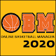 Online Basketball Manager