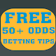 FREE 50+ ODDS BETTING TIPS for PC-Windows 7,8,10 and Mac