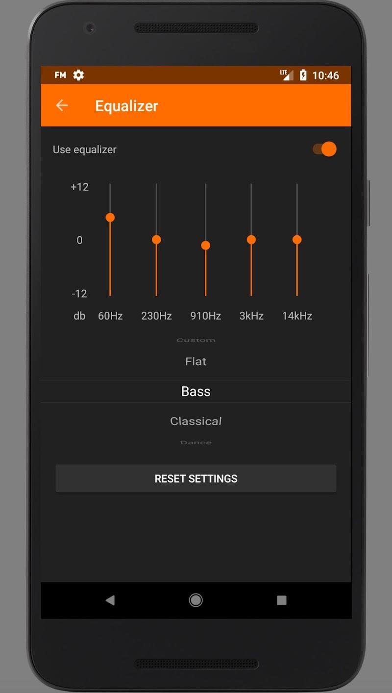 Radio - FM Cube Screenshot 3