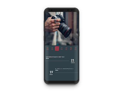 Compact For KLWP - náhled