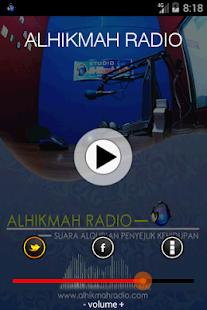 Alhikmah Radio - náhled