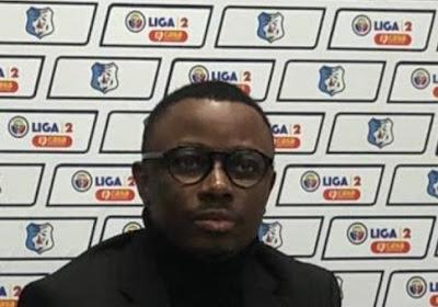 Un Belge veut relever le CS Pandurii : Jean-Willy Ngoma, directeur sportif à 30 ans