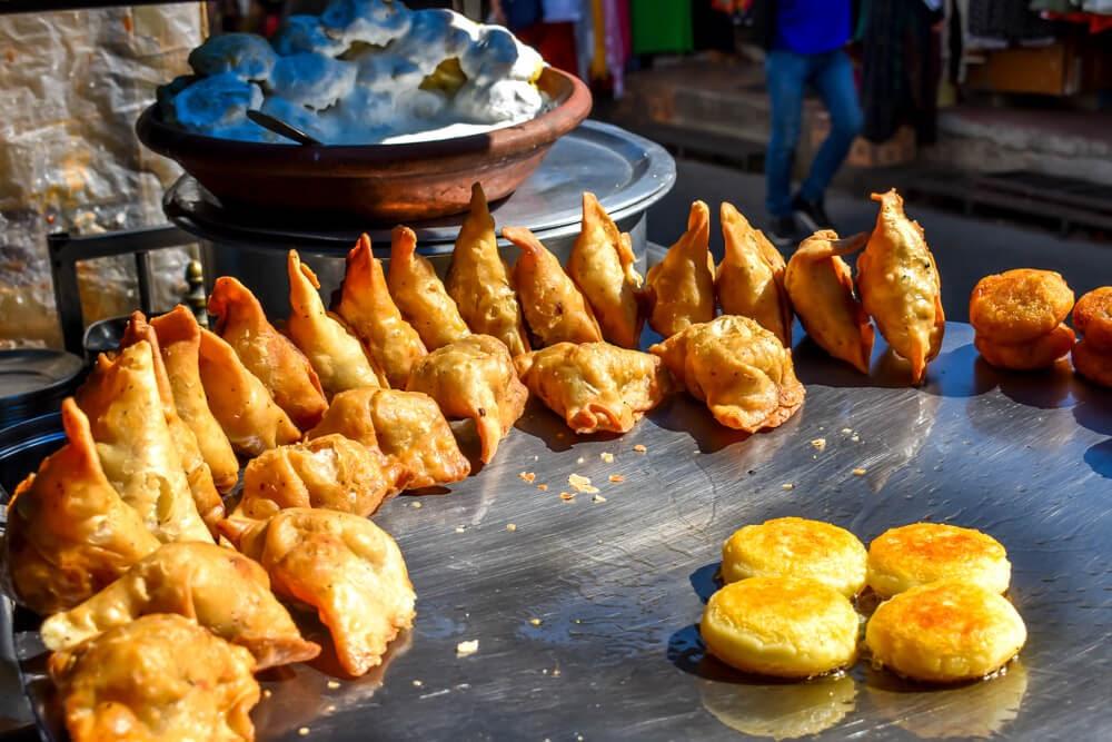 samosa+tikki+food+mcleodganj+dharamshala+attractions himachal pradesh dharamshala mcleodganj