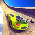Extreme Stunts GT Racing Car: Mega Impossible Ramp icon