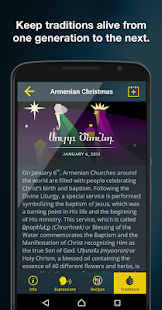 Armenian Holidays & Traditions - Origins & Recipes- screenshot thumbnail