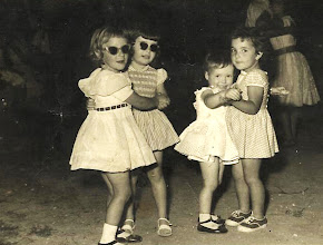 Photo: Maria Jesús, Reyes, Bea y Clari.