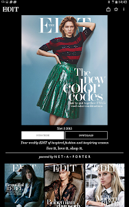 The EDIT by NET-A-PORTER screenshot 9