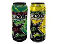 Angebot für Rockstar Energy Drink bei Edeka und Netto MD im Supermarkt Netto mit Hund (gelb-schwarz)