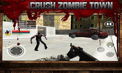 Crush Zombie Town