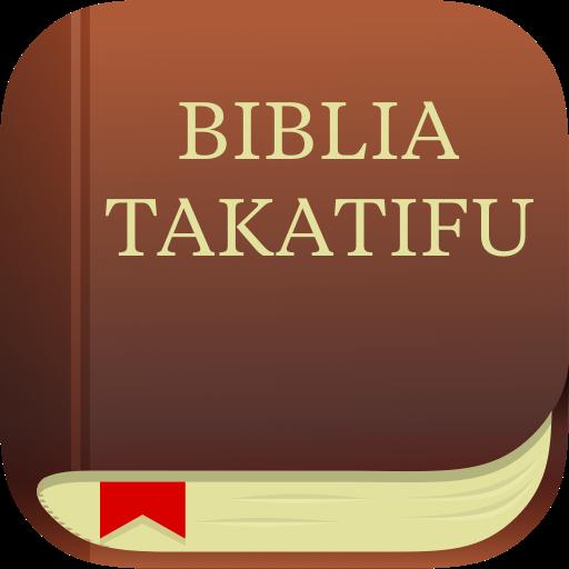 Biblia Takatifu Swahili Bible Free Audio Programu Zilizo Kwenye Google Play
