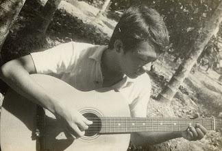 Photo: Lê Hồng Điều - cuối năm 10 MS2 -1972