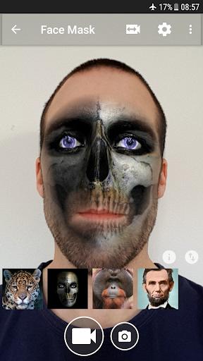 Face Changer Video screenshot 1