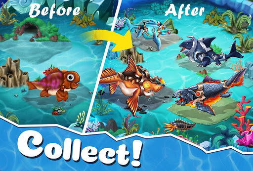 Sea Monster City modavailable screenshots 9