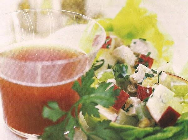 Weight Watchers Chicken Waldorf Salad Recipe