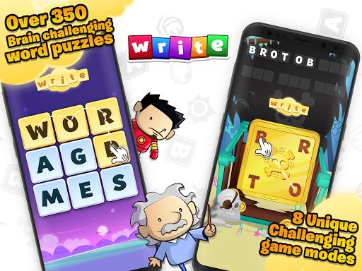 Write - Logic, Puzzle, Word game  screenshots EasyGameCheats.pro 5