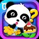 Little Panda's Weird Town - Logic Game