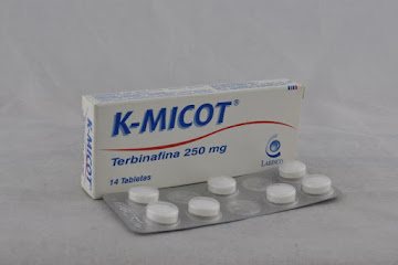 Solo Online K-Mikot 250 Mg Tab/Comp   x 14 Und