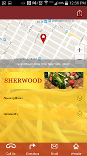Sherwood NYC- screenshot thumbnail