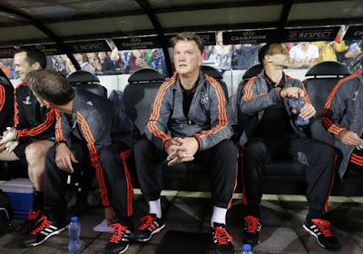 """Van Gaal: """"Je suis un entraîneur heureux"""""""