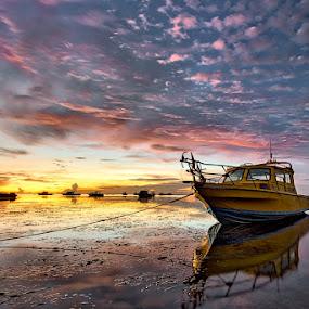 by Max Bowen - Transportation Boats