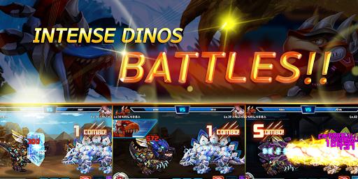 Dino King Tyranno VS Stego  screenshots 3
