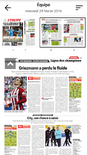 Le journal L'Equipe- screenshot thumbnail
