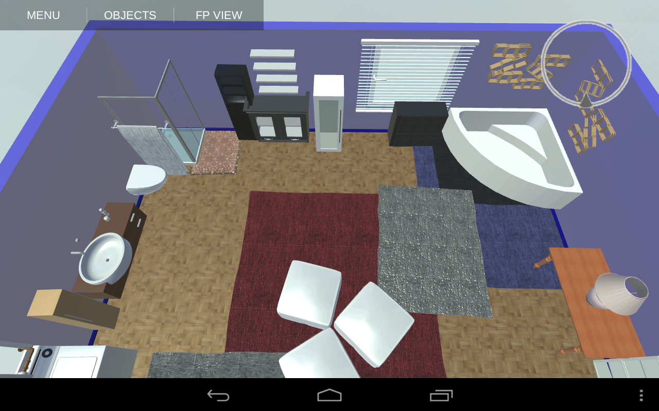 Room Creator Interior Design- screenshot