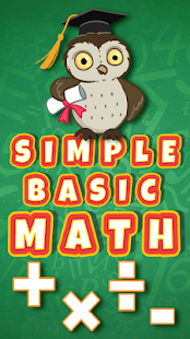 Simple Basic Math - náhled