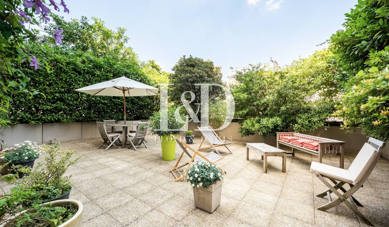 Appartement avec terrasse Boulogne-Billancourt